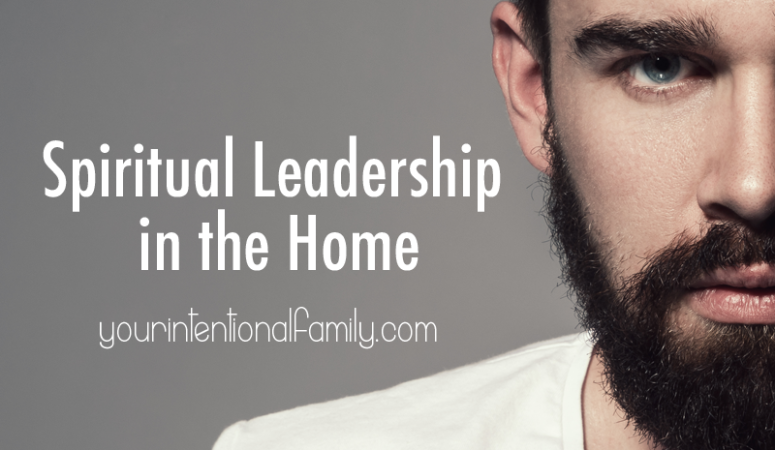 Spiritual Leadership in the Home - Are you listening to your wife?